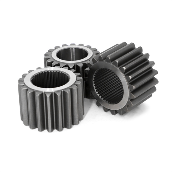 Spur gears for reducer