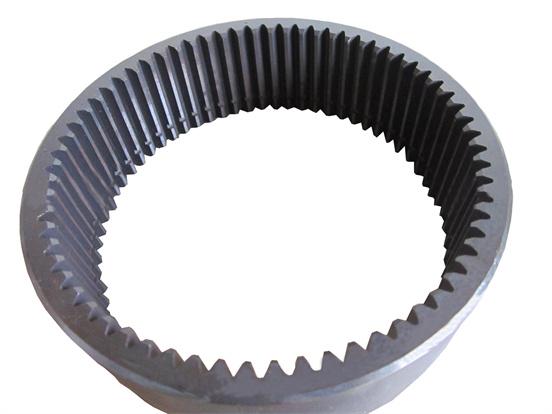 Industrial internal gears for heavy trucks