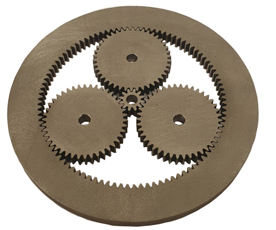 Special Equipment Gears
