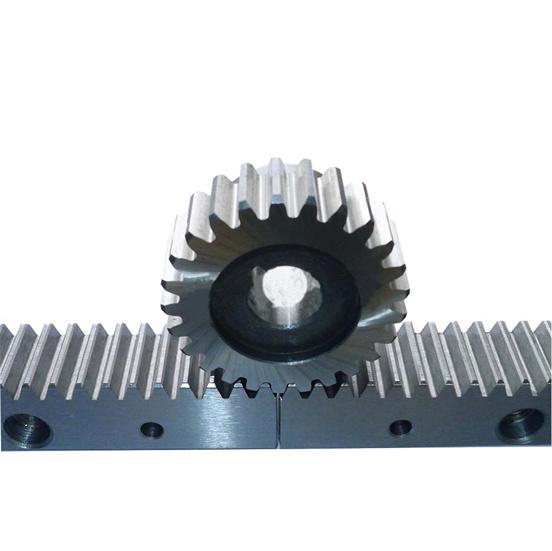 Rack Gear for transmission system