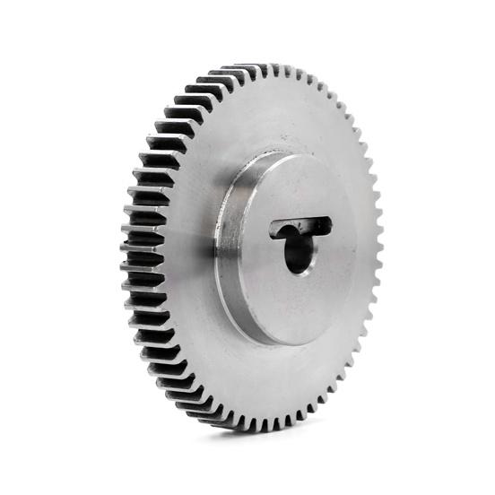 Packaging machine sprockets wheel